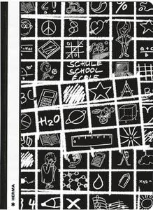 Bilde av SCHOOLYDOO hurtighefter A4, svart (10 pakk)