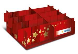 Bilde av Display Jul, for stickers, kartong (uten varer)