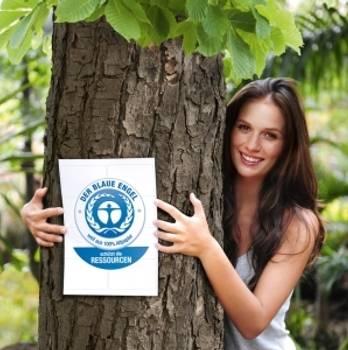 Bilde av Naturhvite etiketter